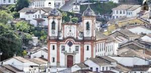 Desde a construção, a igreja sofreu apenas intervenções pontuais