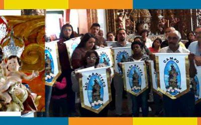 Paróquia de Nossa Senhora de Nazaré, em Cachoeira do Campo, já vive o clima da festa da padroeira
