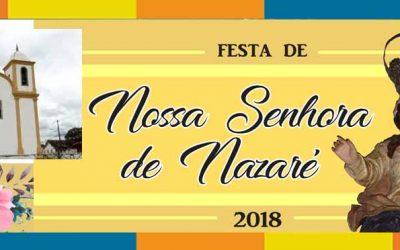 Tradição e Fé: Confira a programação da Festa de Nossa Senhora de Nazaré 2018