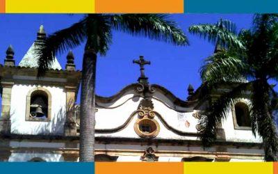 Patrimônio: Igreja de Glaura começa a ser restaurada