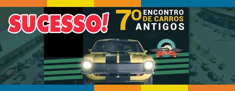 Foi um sucesso!!! O 7º Encontro de Carros Antigos de Cachoeira do Campo – MG