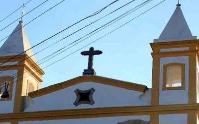 Restauro da Igreja Nossa Senhora das Dores em Cachoeira do Campo – MG está na fase final e igreja será entregue a comunidade no próximo dia 08/10.