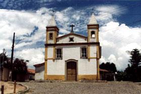 Igreja de Nossa Senhora das Dores (1761) Foto Rodrigo Gomes