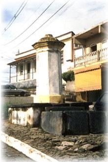 Guia Cachoeira do Campo - Chafariz do padre Afonso
