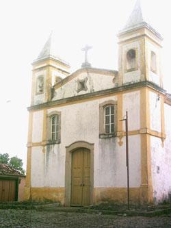 Guia Cachoeira do Campo - Igreja N.Sra. das Dores