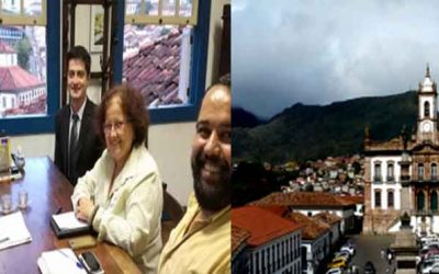 Prefeitura de Ouro Preto-MG e Iphan unidos para o restauro de monumentos